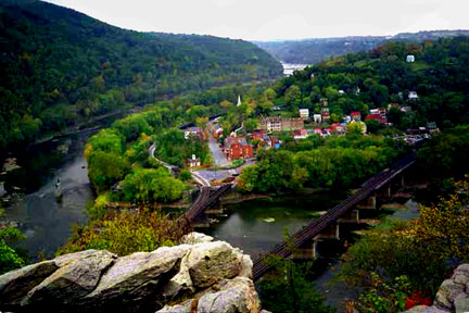Harper's Ferry - Attraction - Harpers Ferry, WV, Harpers Ferry, WV, US
