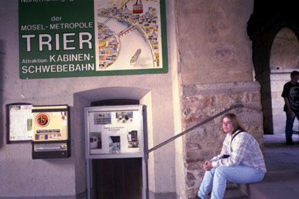 Trier Roman Ruins